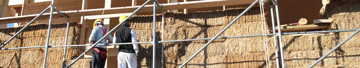 casas de paja construccin sana y sostenible blog sobre y construccin con paja y revocos de arcilla