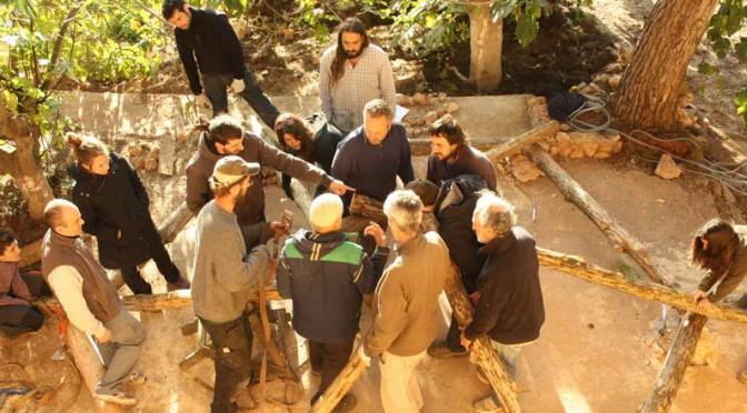 Jornadas de Trabajo Voluntario solidario con Bioconstrucción