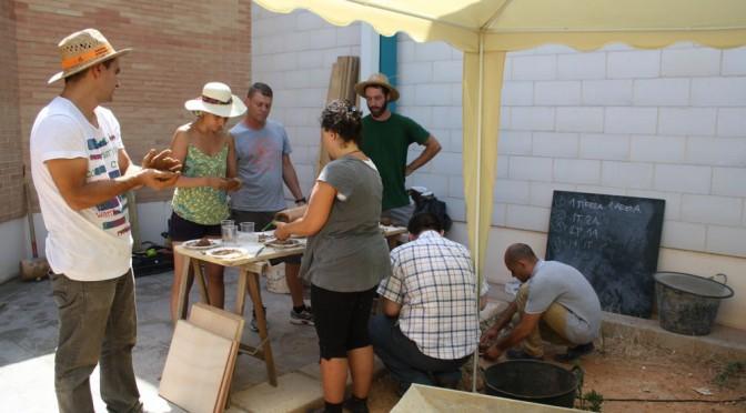 Comienzan los cursos de verano en bioconstrucción en la Universidad Jaume I de Castellón