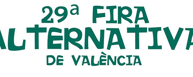 okambuva estará nuevamente en la Feria Alternativa de Valencia